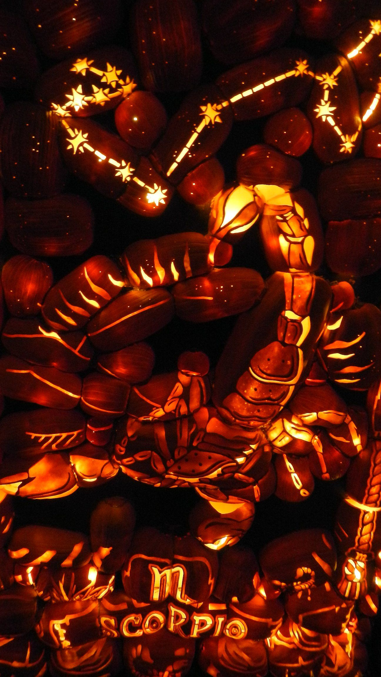 Pumpkinferno Upper Canada Village Horoscopes Scorpio