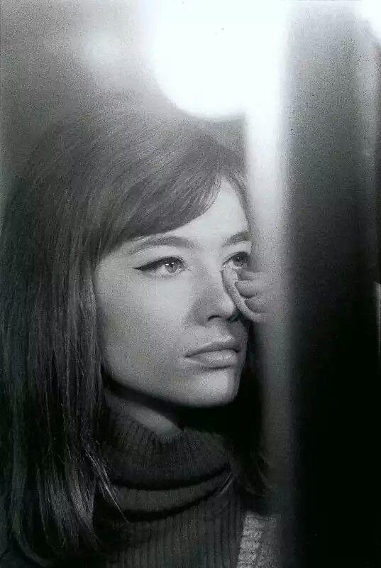 Cat eye • Francoise Hardy
