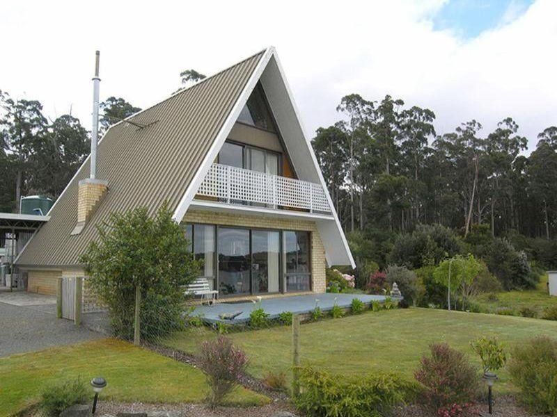 A-Frame houses, do they work? He Said/She Said   A-Frame Exteriors ...