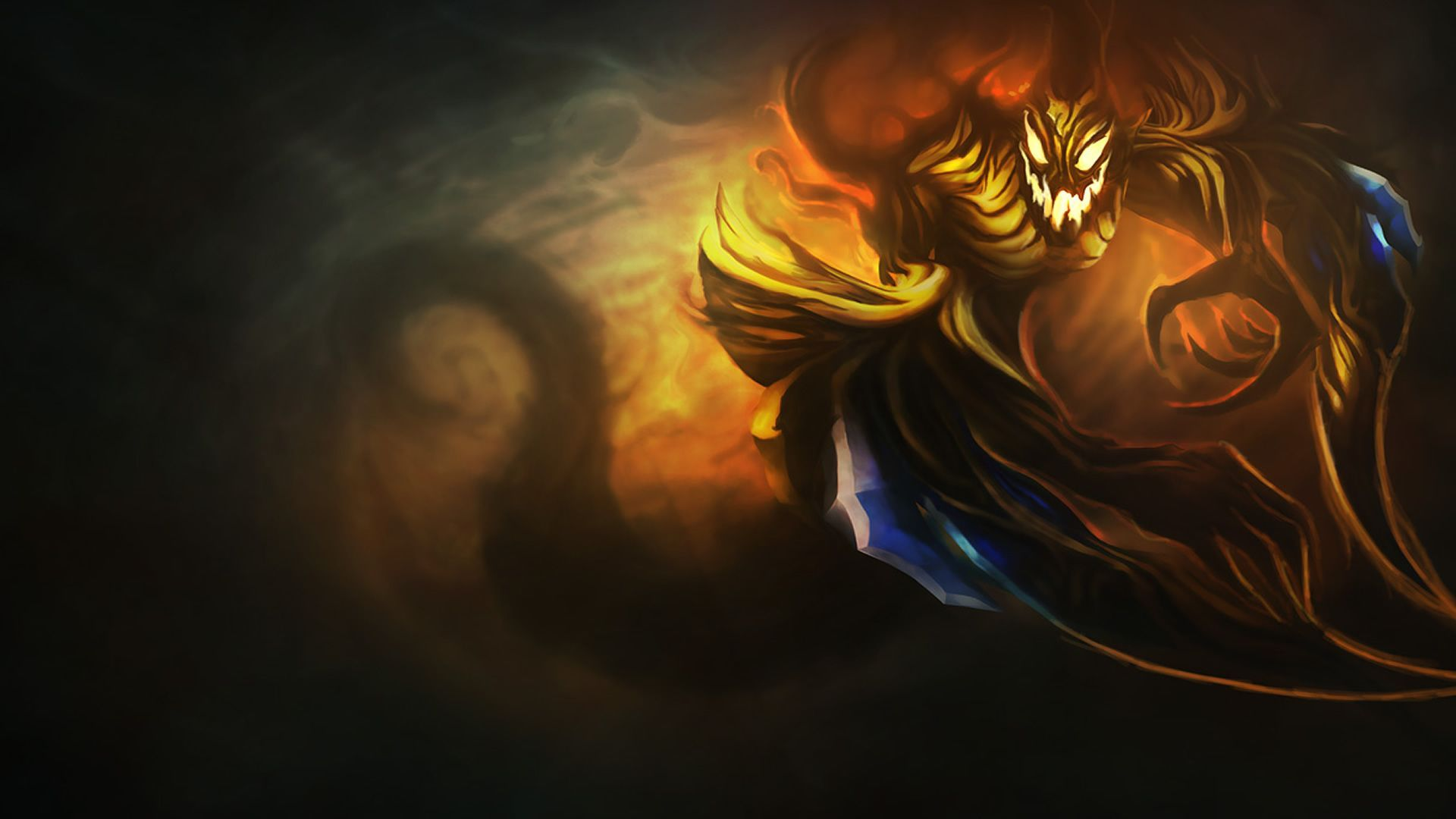 nocturne skins league - HD 1600×900