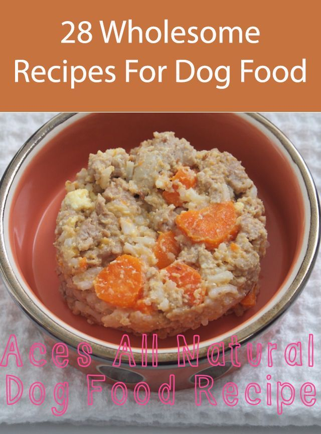 28 dog food recipes using natural healthy ingredients 28 wholesome recipes for dog food forumfinder Image collections