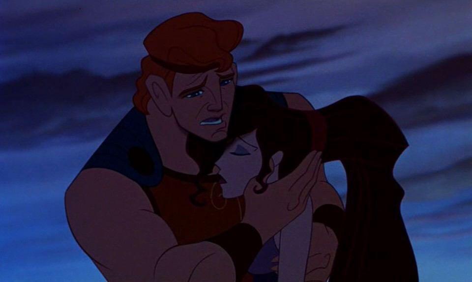 Hercules and Megara - Hercules(1997)