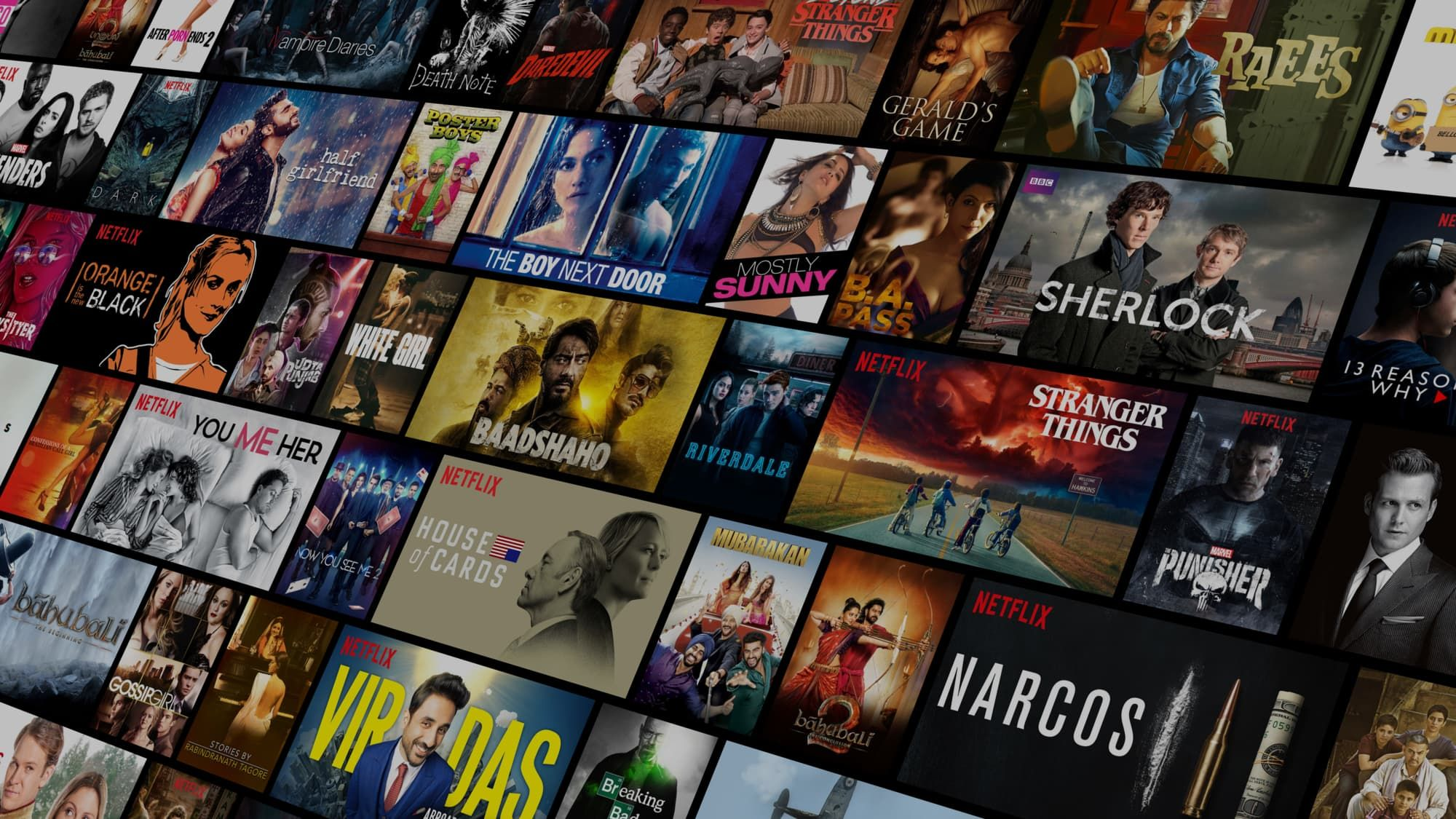 Watch Netflix films & TV programmes online or stream right