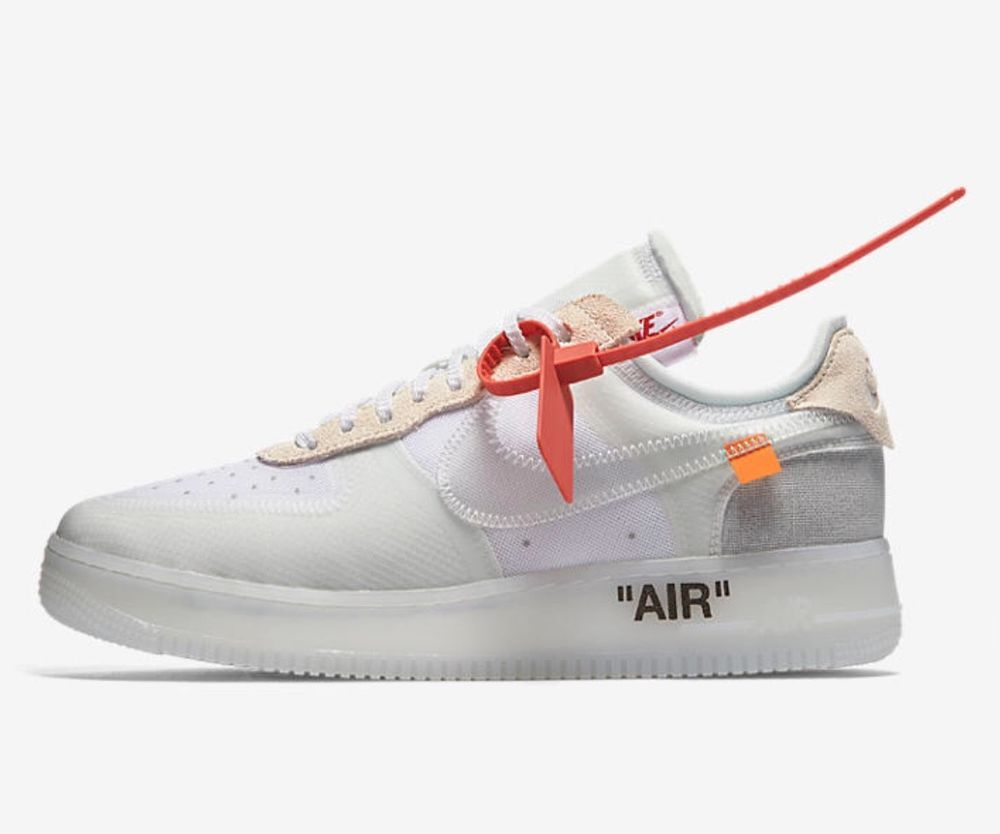 Nike Air Force 1 Low The Ten Size 10 Virgil Abloh Off White Deadstock New In Box Nike Basketballshoes Nike Shoes Air Force White Nikes Sneakers