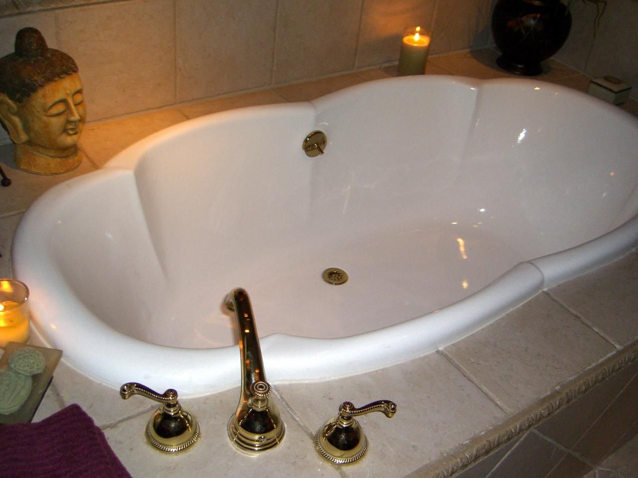 PKB Reglazing : Jacuzzi Jet Bathtub (After) | Bathtub Reglazing ...