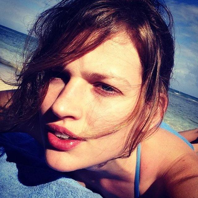 A bikini a day: 31 of the hottest models giving us major summer envy - Bette Franke