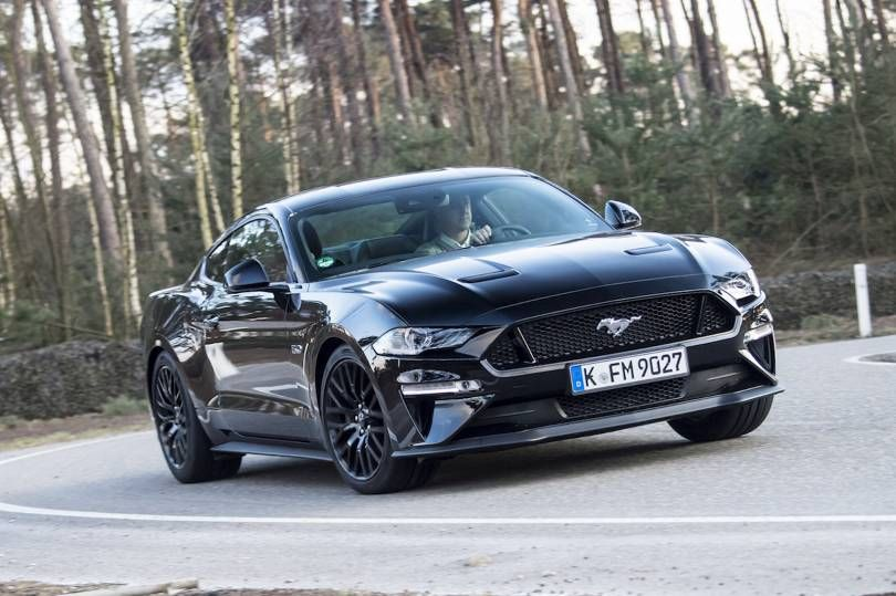 2018 Ford Mustang Gt Review Ford Mustang Gt Black Mustang Ford Mustang