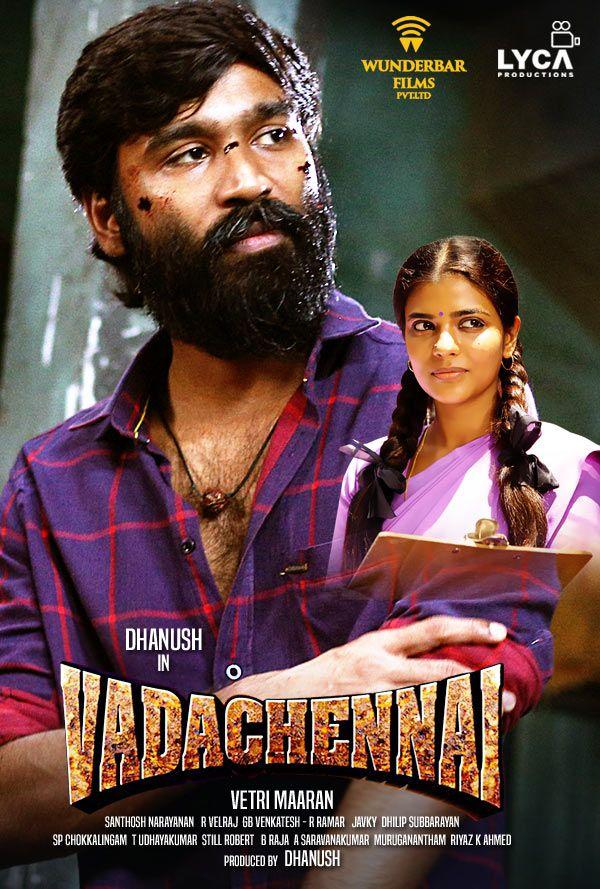 Vada Chennai (Chennai Central) 2018 Dual Audio Hindi 720p