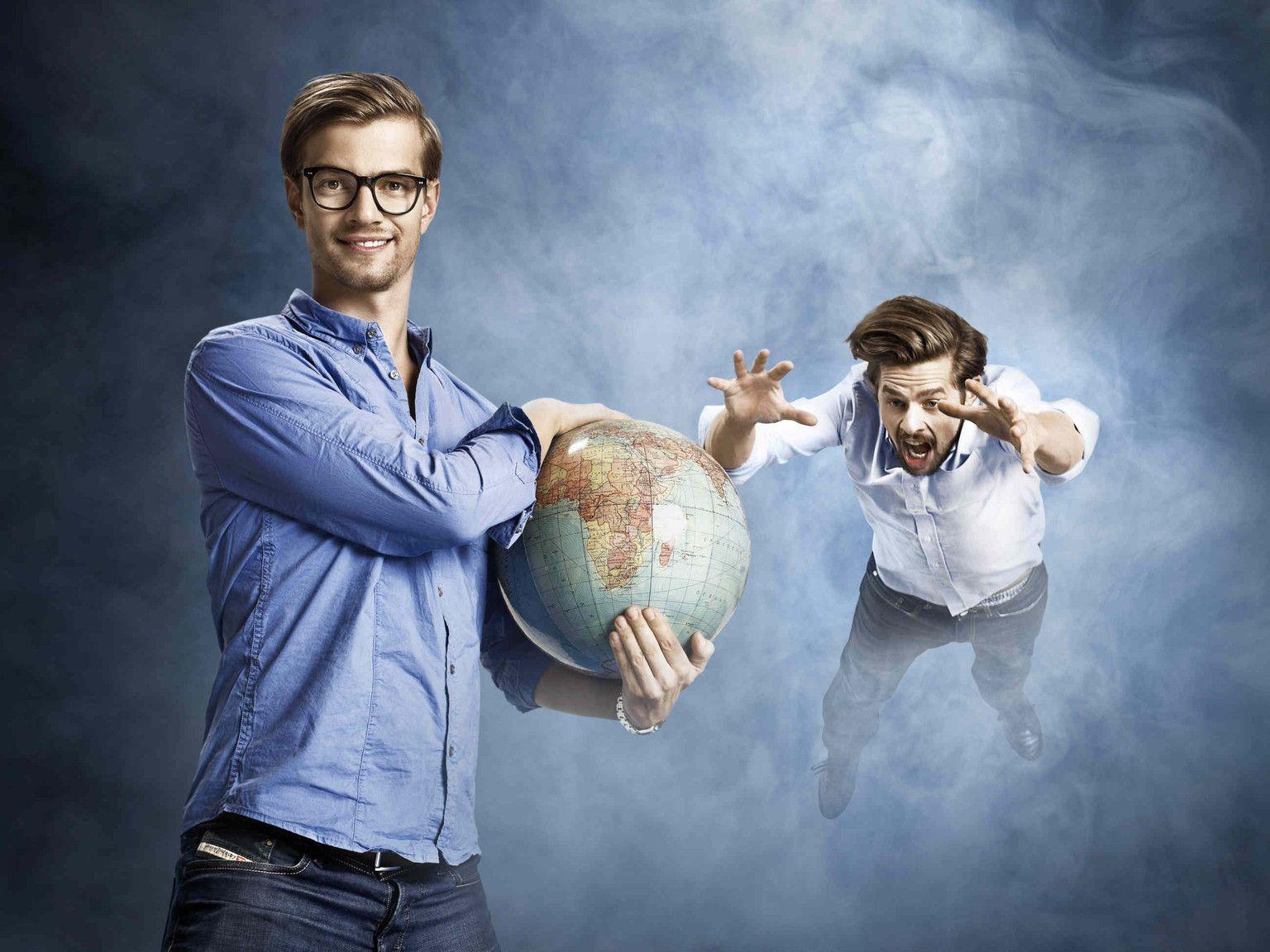 Joko Gegen Klaas Das Duell Um Die Welt Heute Abend Auf Pro7 Starsontv Joko Und Klaas Joko Winterscheidt Klaas