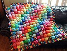 These Puff Quilts will look beautiful on the end of your bed, on the back of a lounge or anywhere you want some texture. We've added a Bubble Quilt and a Rag Quilt Tutorial for you!
