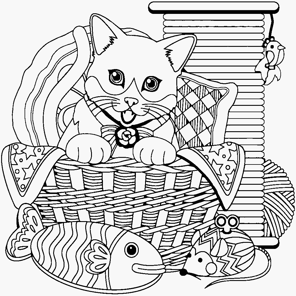 Coloring book for me full - Cat Coloring Book For Me App