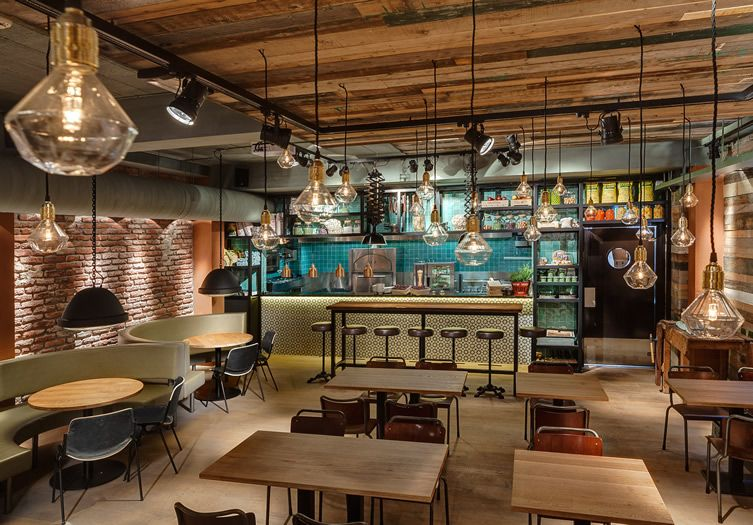 Of the world s best restaurant and bar interior designs bored