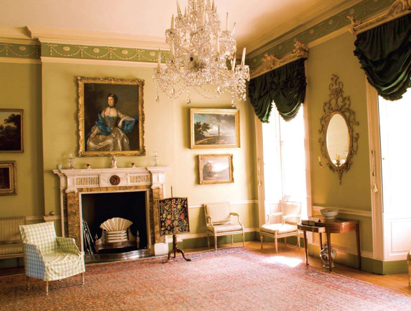 Georgian sitting room google search ideas for a for Georgian living room ideas