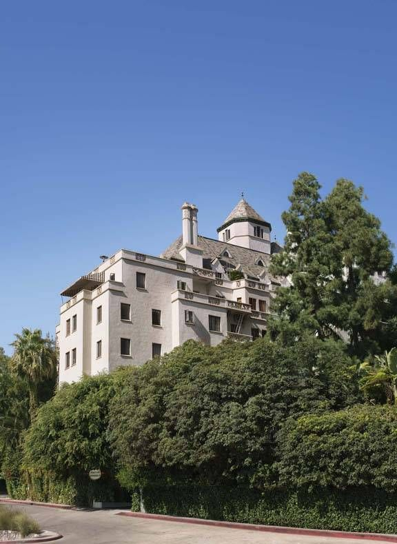 Chateau Marmont, I hope to work here one dayIu0027ll send my resume - one day resume