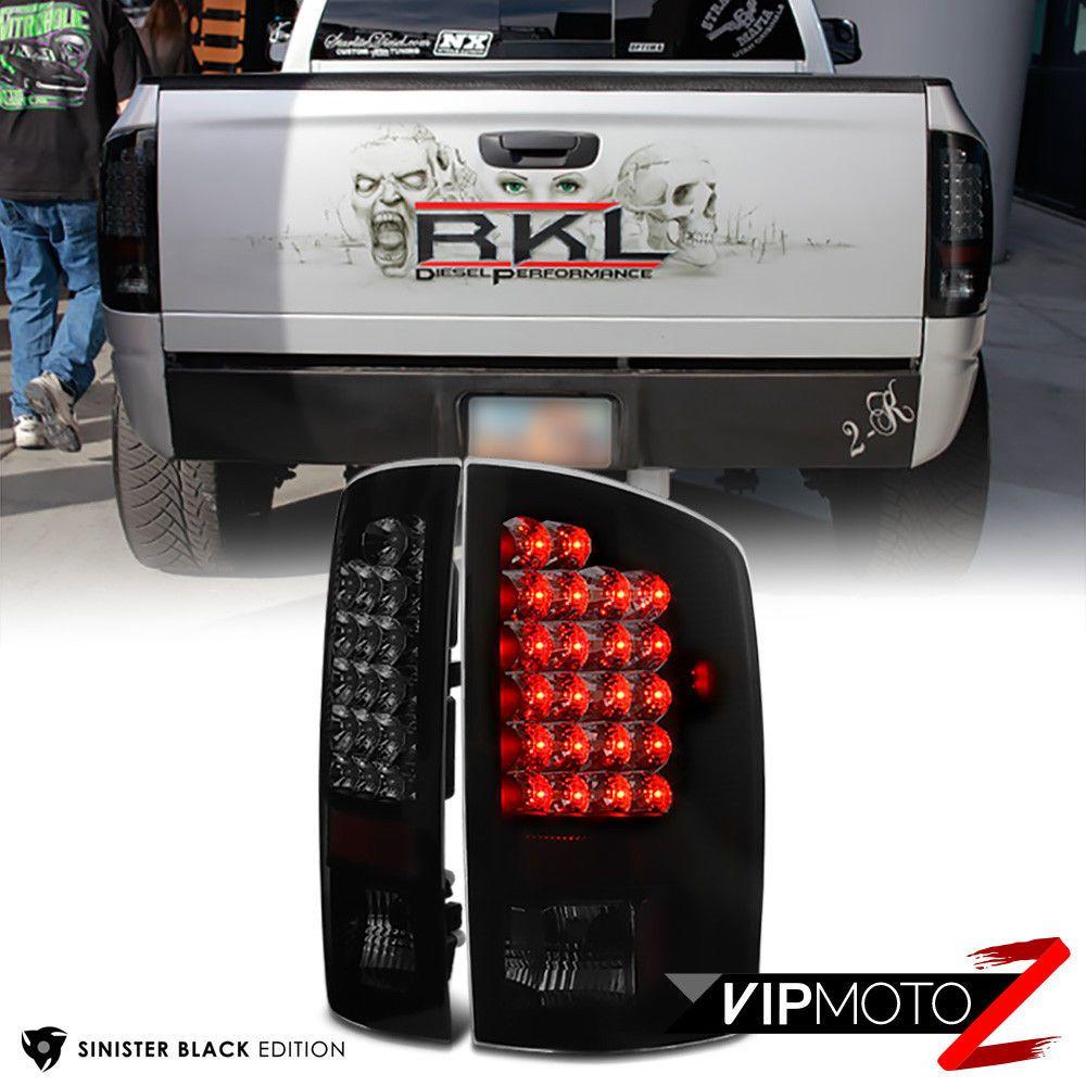Sinister Black Not Compatible With Dodge Ram Van Models Designed To Fit2002 2006 Dodge Ram 1500 2003 2006 Dodge Dodge Ram Dodge Ram 1500 Dodge