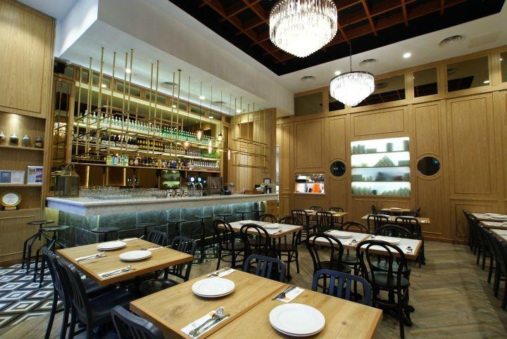 Zaffron kitchen restaurant by jp concept singapore restaurant