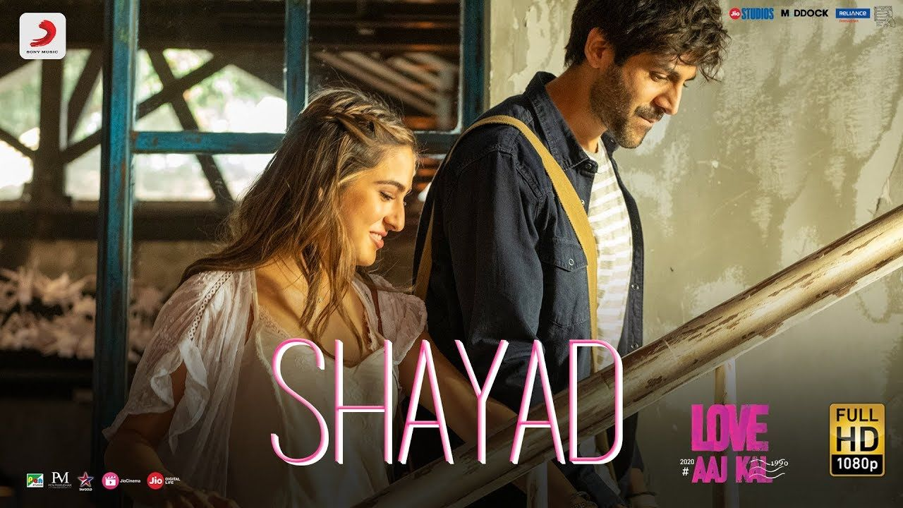 Shayad Lyrics Love Aaj Kal Arijit Singh Karoke In In 2020 Bollywood Movie Songs Bollywood Songs Latest Bollywood Songs
