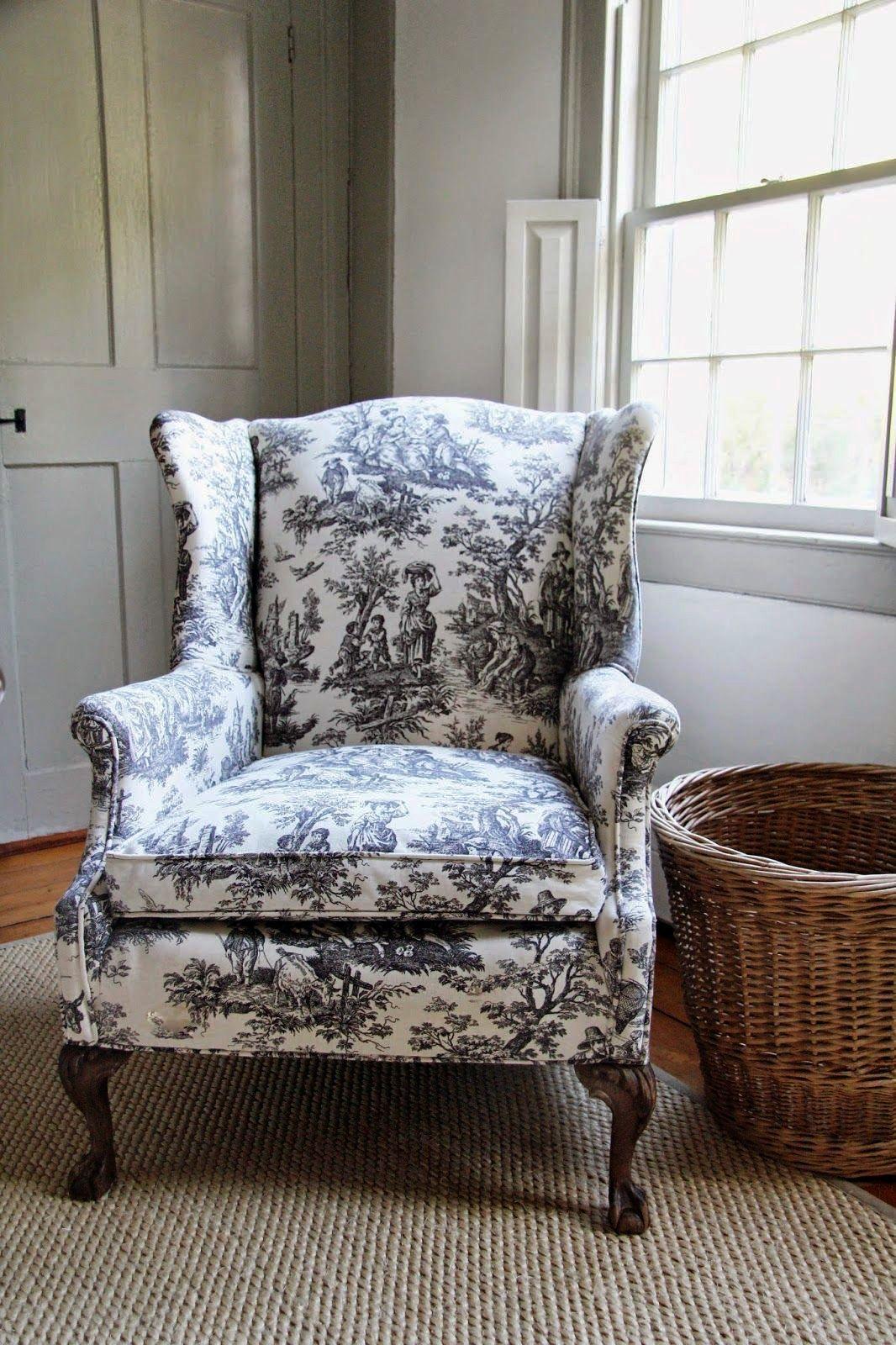 Prime Toile Vintage Noir Et Blanc Toile English Furniture Caraccident5 Cool Chair Designs And Ideas Caraccident5Info