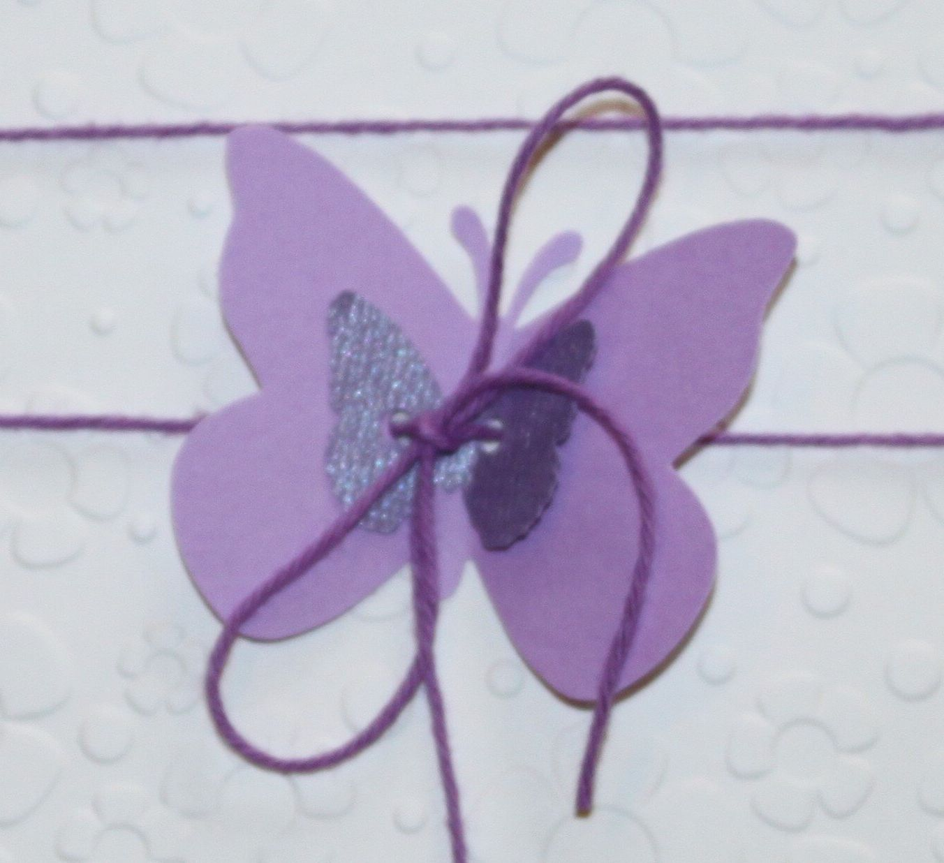 Purple Solid Divine Twine™ Collection, Akers Twine, Gift