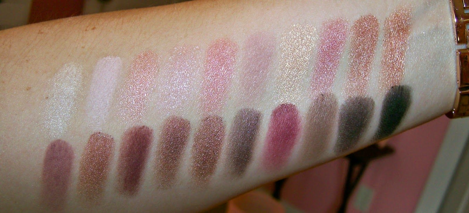 Revealed Matte Eyeshadow Palette by Coastal Scents #20