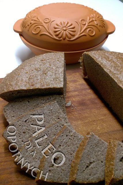 Kuchnia Paleo Dla Opornych Chleb Gryczany Dishes Paleo Dish Soap