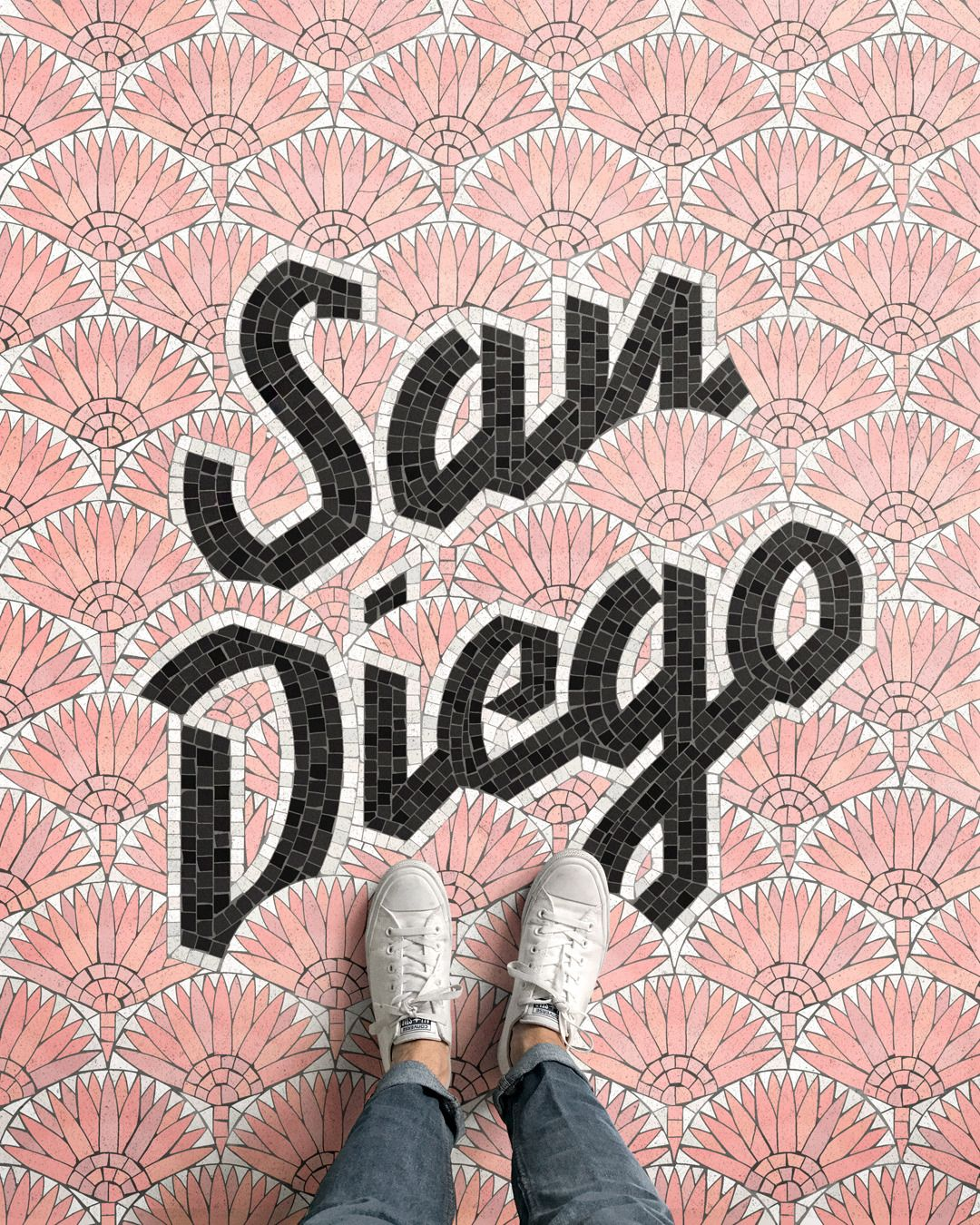 San diego ca shoes by converse buy a print typography