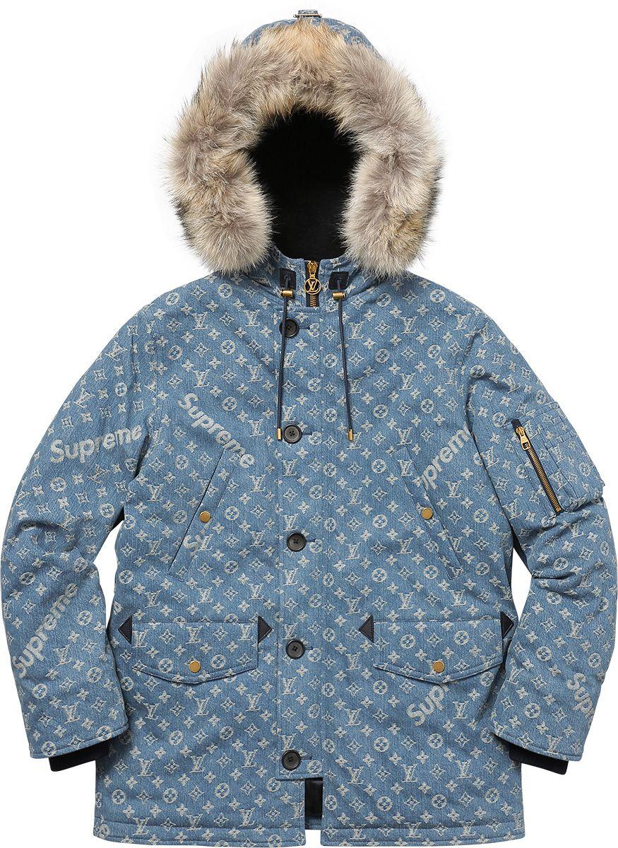 Louis vuitton x supreme 8 jackets for fallwinter 2017 project t louis vuitton x supreme 8 jackets for fallwinter 2017 gumiabroncs Gallery