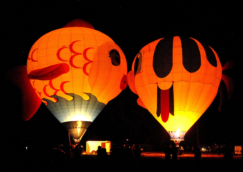 Great Reno Balloon Race World's Largest FREE HotAir