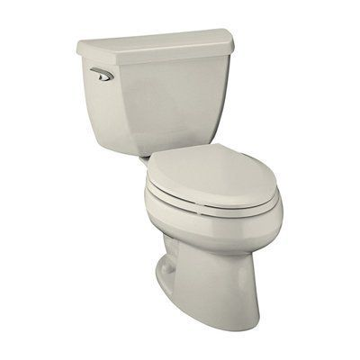 Kohler Co 3531 Wellworth Pressure Lite Elongated Toilet Kohler Toilet Toilet Kohler