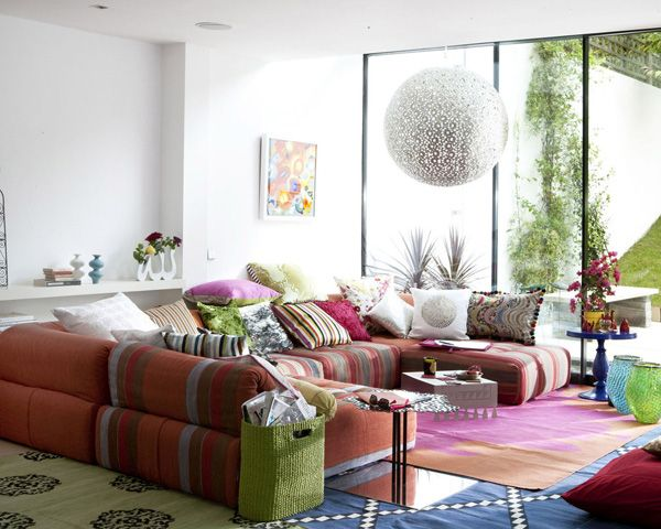 Moroccan Inspired Living Room Design Ideas InteriorHolic For