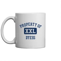 Dyess Elementary School - Dyess, AR | Mugs & Accessories Start at $14.97