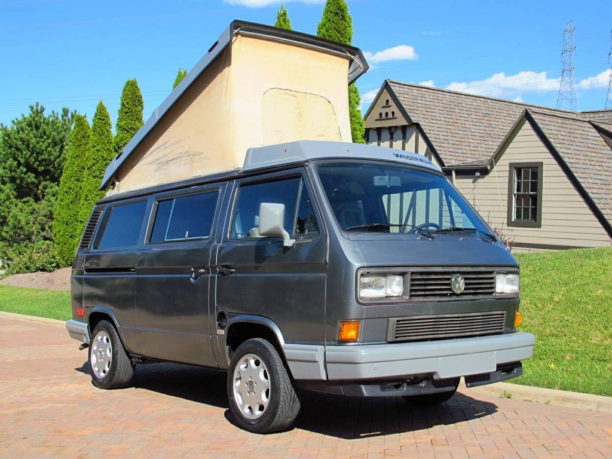 Feature Listing: 1989 Volkswagen Vanagon Westfalia | German Cars For ...