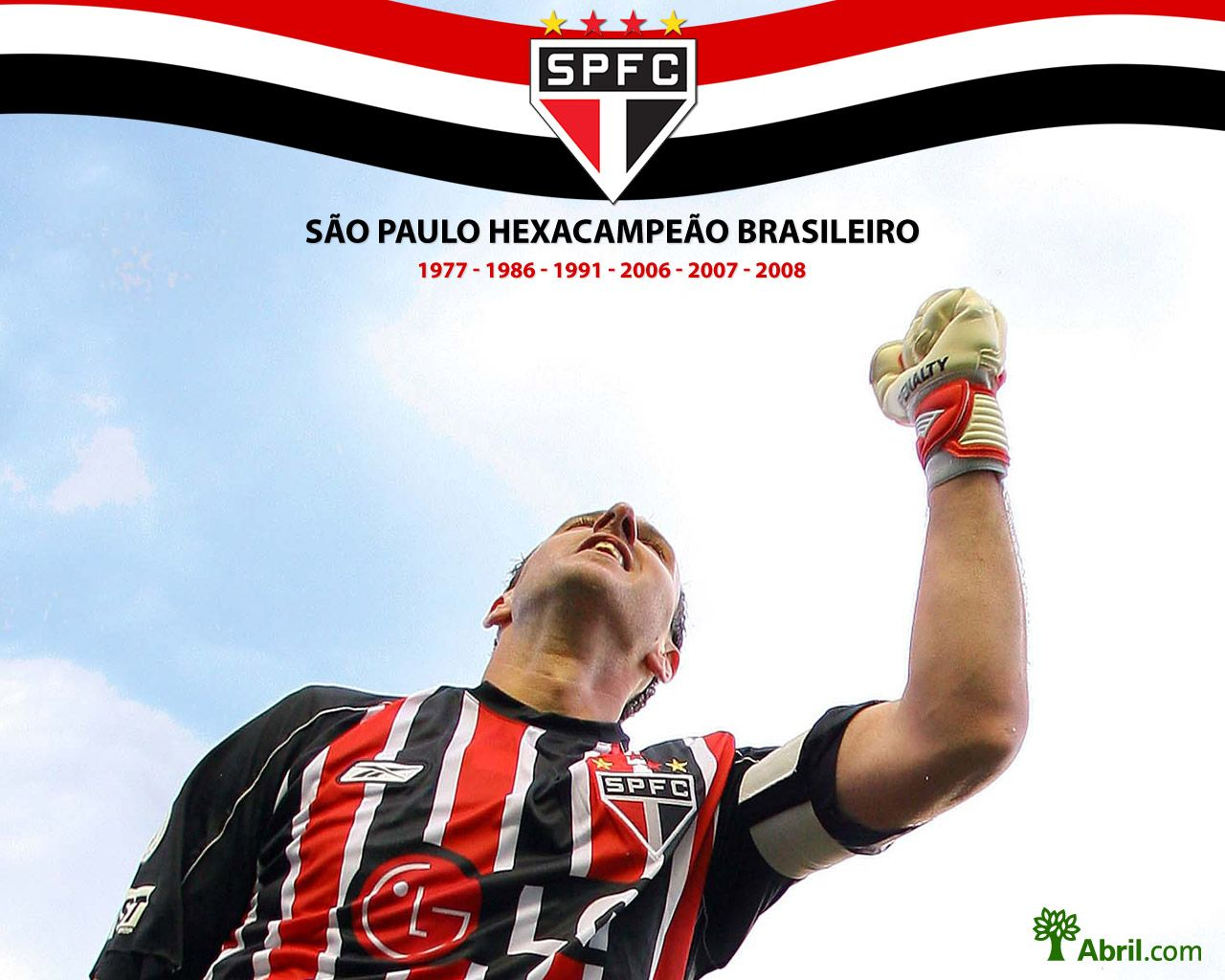 HEXA+TRI São paulo futebol clube, São paulo, São paulo