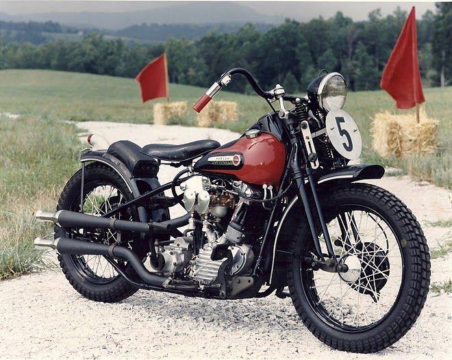 Knucklehead Bobber Knucklehead Bobber Harley Davidson Motorcycles Old School Bike