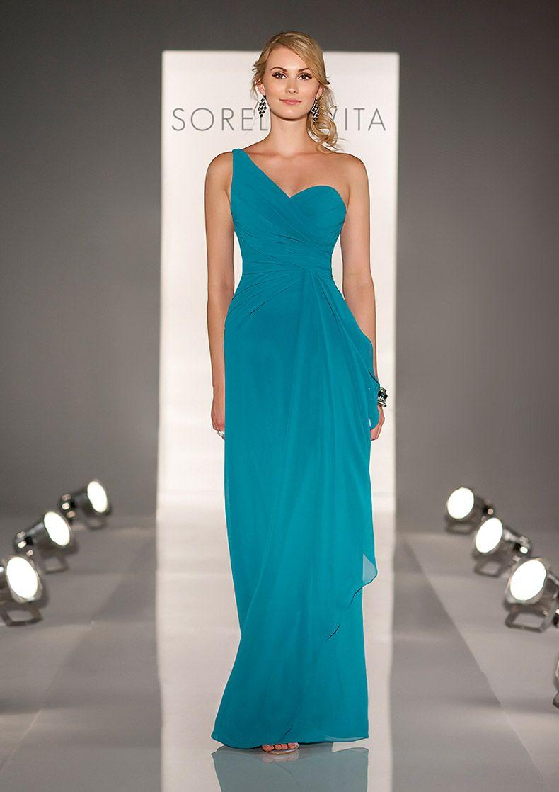 Blue grey wedding dress  Collection  u Sorella Vita  OPCIONES  Pinterest