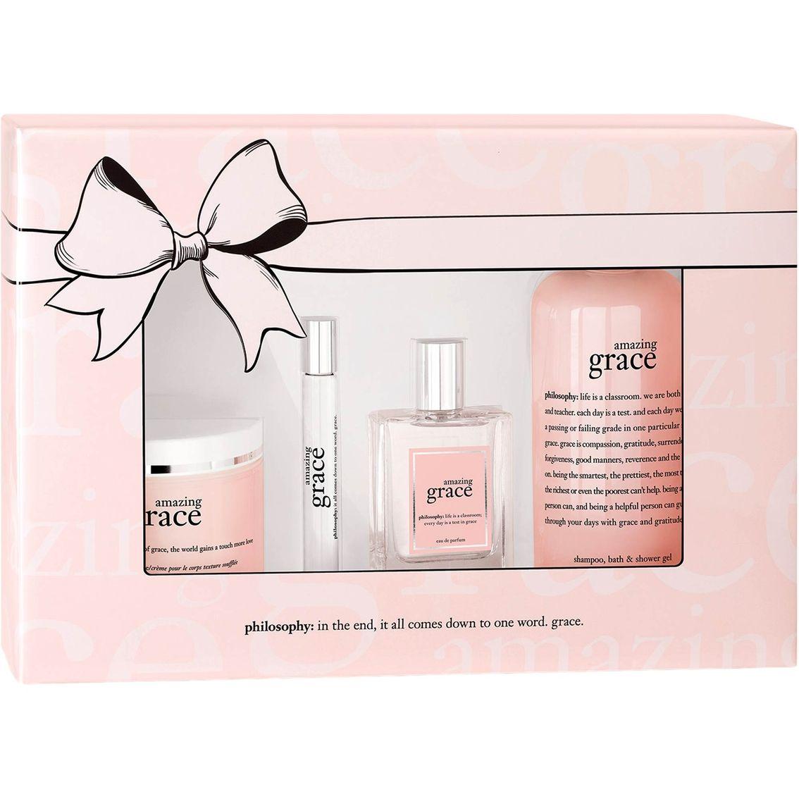 Philosophy amazing grace eau de parfum mothers day set