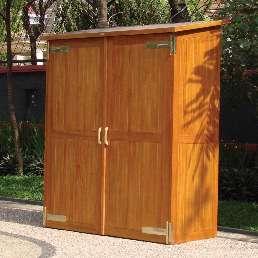 10 Charming Diy Outdoor Storage Ideas Outdoor Storage Cabinet