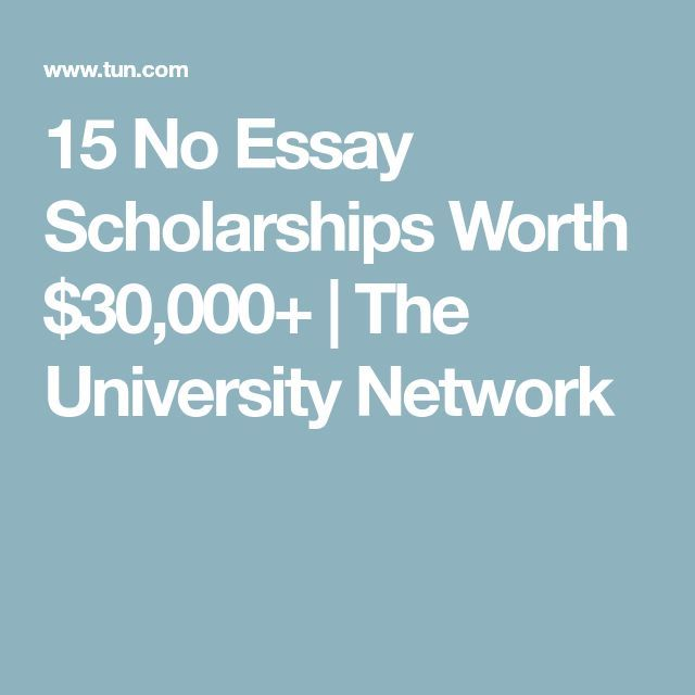 Proposal Essay Example  No Essay Scholarships Worth   College Scholarships  Example Of A Thesis Statement In An Essay also Essays In English No Essay Scholarships For College Students  Barcafontanacountryinncom English Persuasive Essay Topics