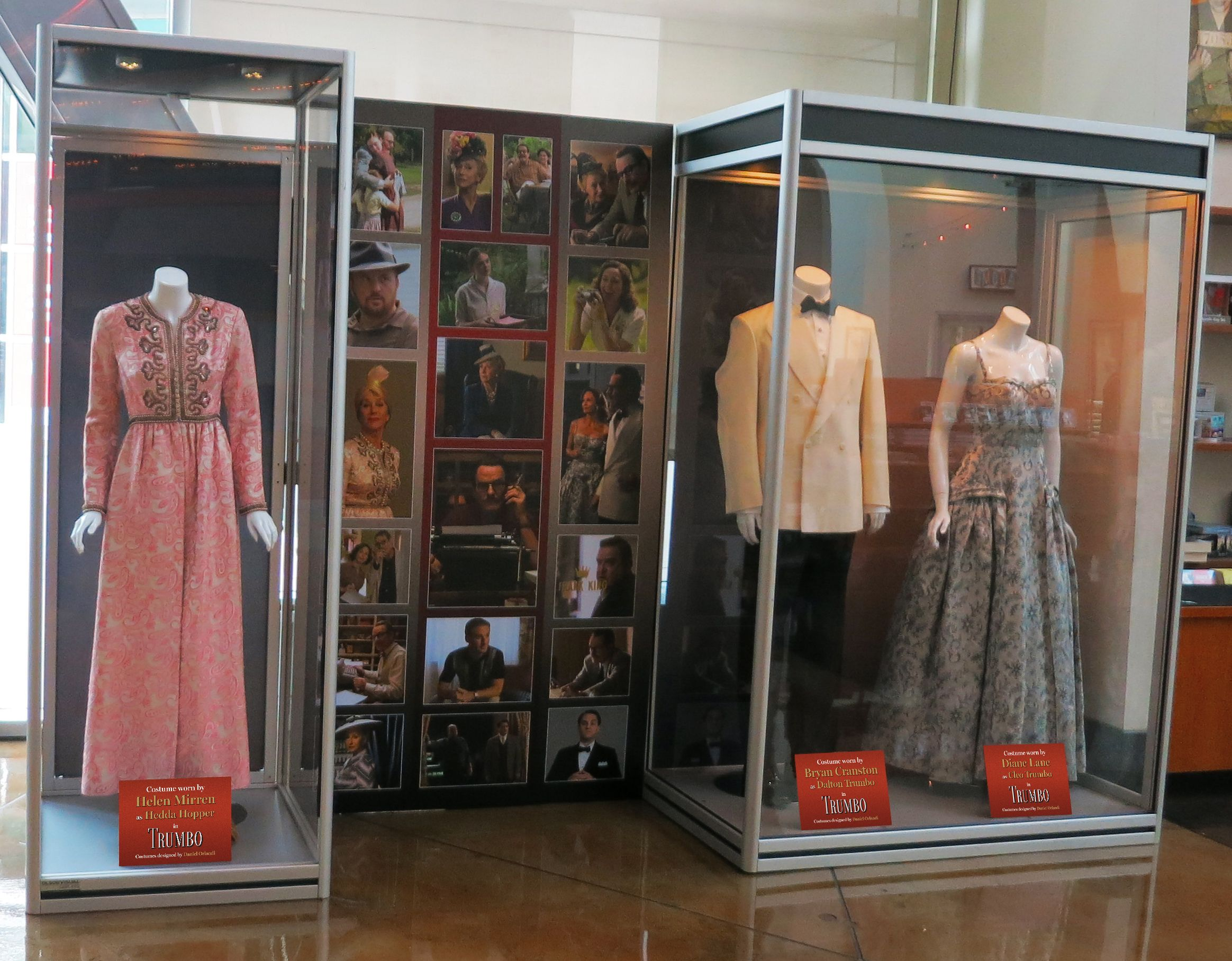Arclight Hollywood | Costumes Designed by Daniel Orlandi ...