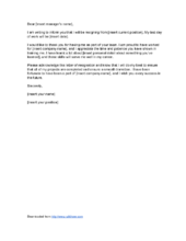 how to write a resignation letter with sample resignation letters