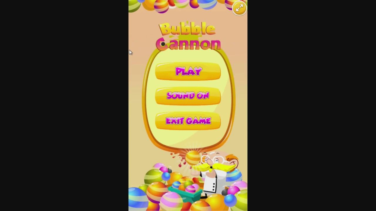 Bubble Cannon Help The Professor Match The Bubbles Bubbles Games To Play Play Right