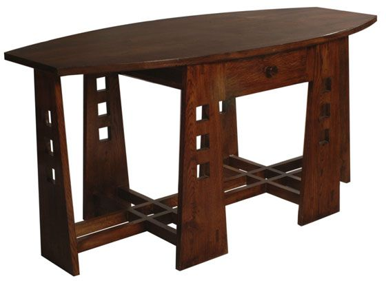 003 antique furniture a charles rennie mackintosh table