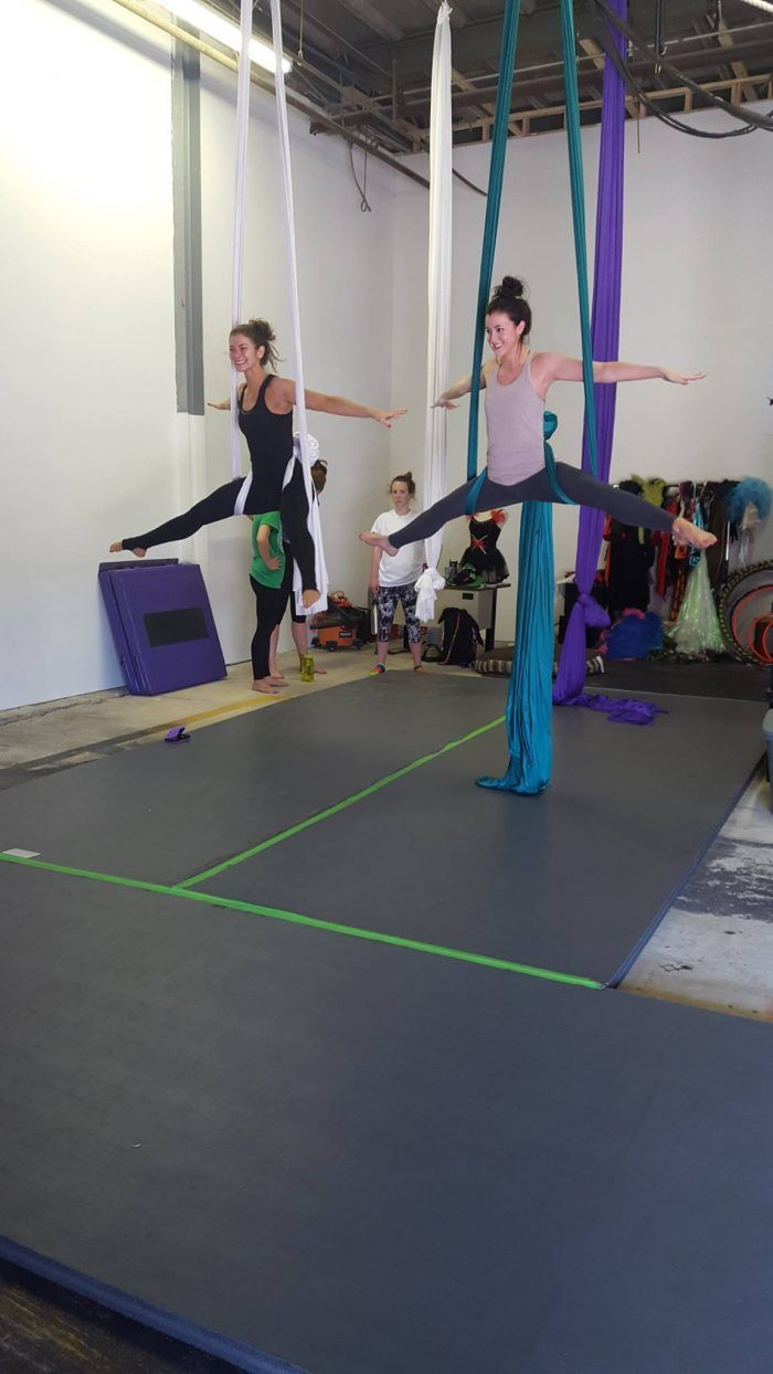 10 Surprising Things You Never Thought About Doing In New Orleans Aerial Arts New Orleans Crescent City