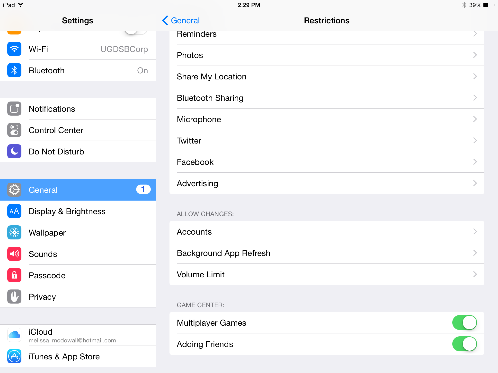 The iPad & Accessibility (FI too)… No Apps Required Ipad