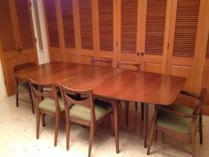 Dallas For Sale Wanted Mid Century Dining Table Craigslist