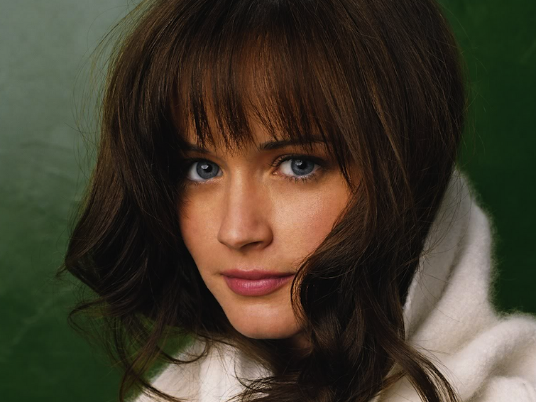 rory gilmore bangs - Google Search