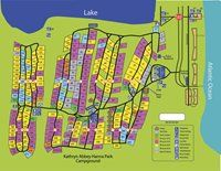 Florida Camping Map.Map Of Hanna Park Campground Jacksonville Fl Camping Park