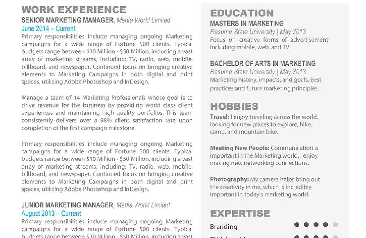 Mia Billboard Planet Resume - Vision professional | Gamberger Casino ...