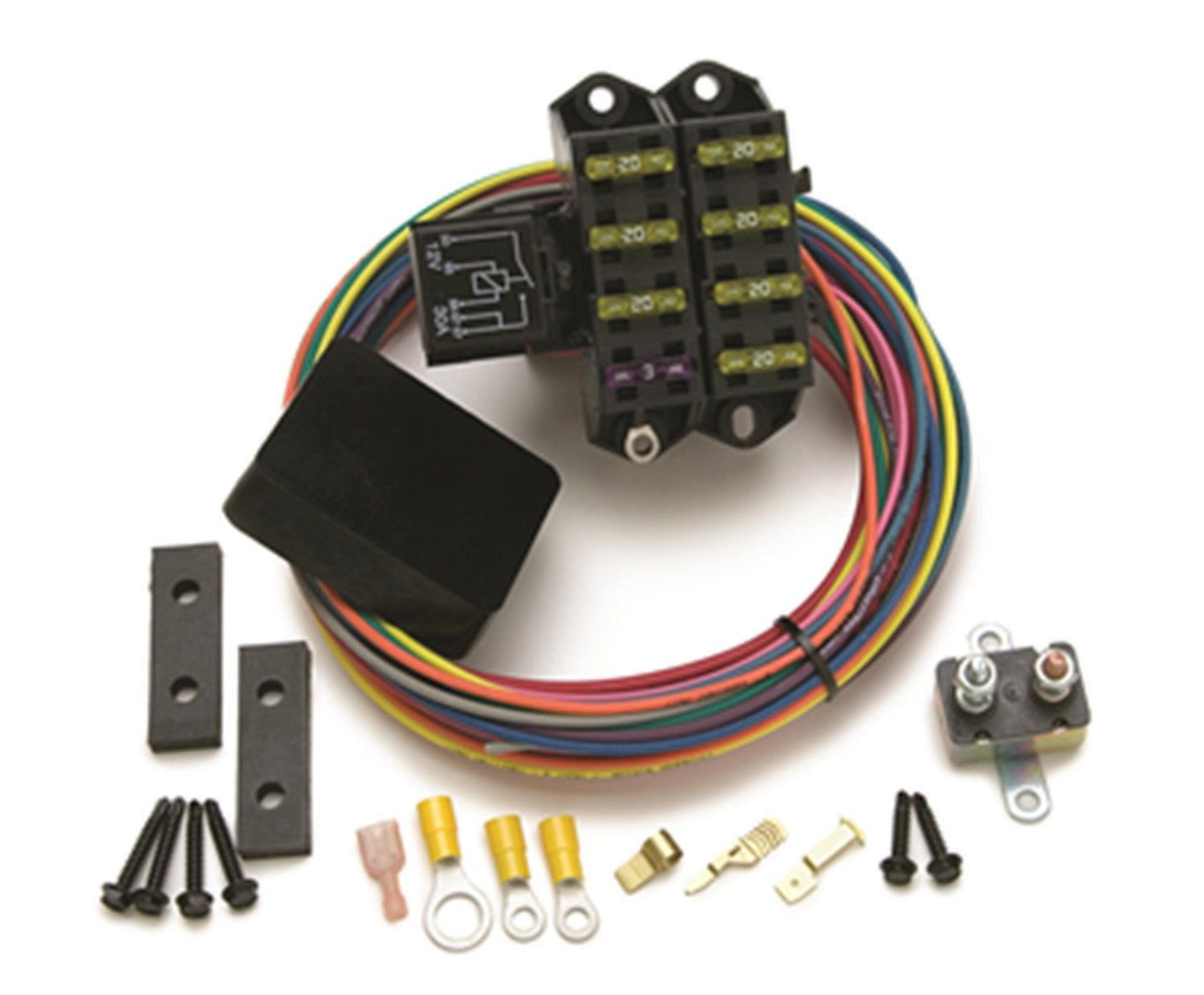 Painless Wiring 70207 Aux Fuse Block 7circuit Check This