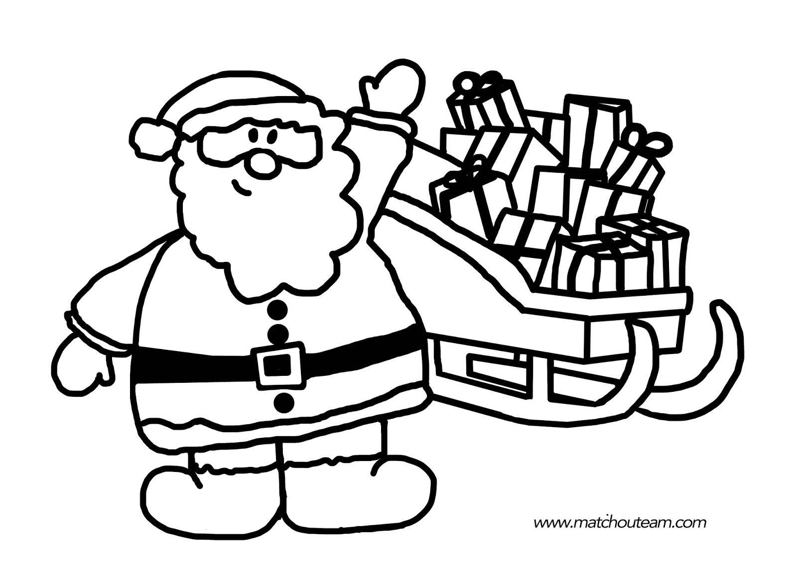Ma Tchou team: Coloriages et jeux pour Noël | Coloriage noel, Jeux
